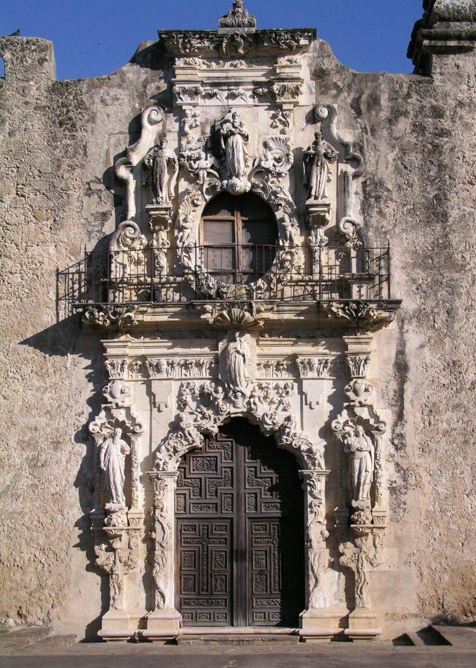 San Antonio Missions National Historical Park Texas Pbs