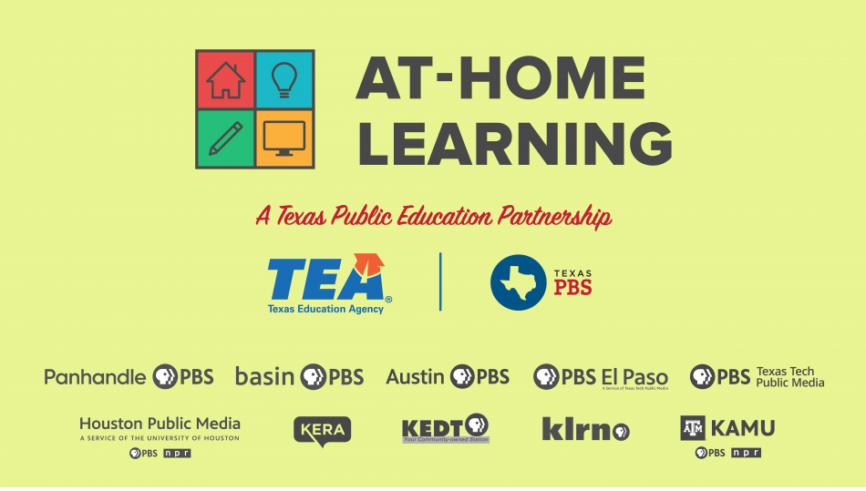 PBS At-Home Learning